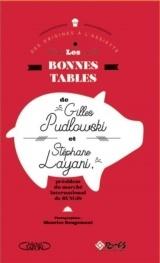 Les Bonnes tables de Gilles Pudlowski et Stéphane Layani