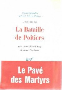 La Bataille de Poitiers