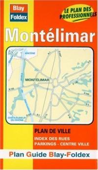 Plan de ville : Montélimar (avec un index)
