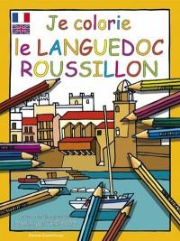Je colorie le Languedoc-Roussillon