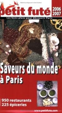 Le Petit Futé Saveurs du monde à Paris