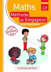 Mathematiques CP Methode de Singapour Guide Pedagogique