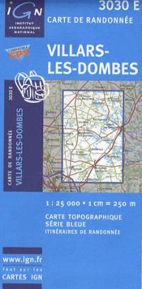 Villars-les-Dombes GPS: IGN3030E