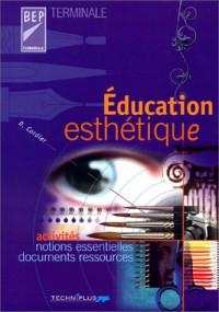 Education esthétique BEP/Terminale. Activités, notions essentielles, documents ressources
