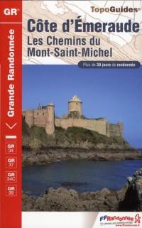Cote Emeraude - Mont-St-Michel Ned - 35 - Gr - 345
