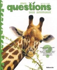 Mes Questions aux Animaux
