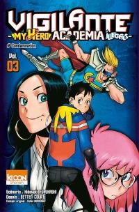 Vigilante - My Hero Academia Illegals T03