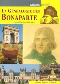 La généalogie des Bonaparte
