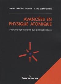 Avancées en physique atomique: Du pompage optique aux gaz quantiques
