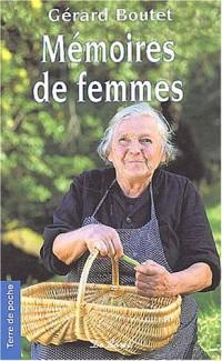 Mémoires de femmes