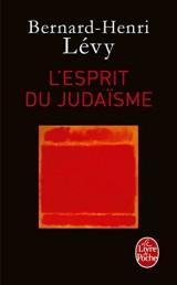 L'esprit du judaïsme [Poche]
