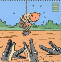 Calendrier 2004 : Tintin
