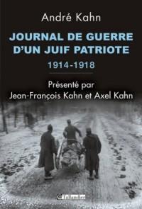 Journal de guerre d'un juif patriote