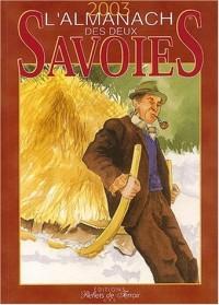 L'almanach des deux Savoies 2003