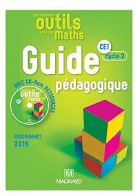 Mathématiques CE1 Les nouveaux outils pour les maths : Guide pédagogique (1Cédérom)