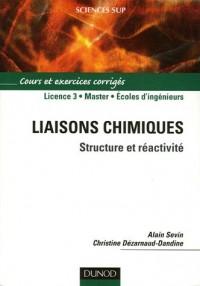 Liaisons chimiques : Structure et réactivité