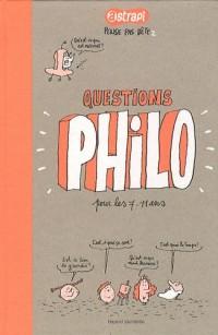 Question Philo pour les 7-11 Ans