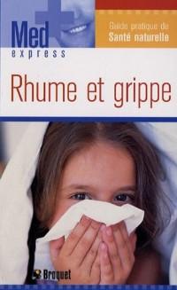 Rhume et grippe