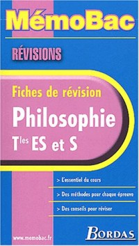 MEMO REVISION PHILO TERM S - ES    (Ancienne Edition)
