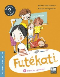 Futékati - tome 6 Dans les pommes ! (6)