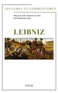 Leibniz : Lectures et commentaires