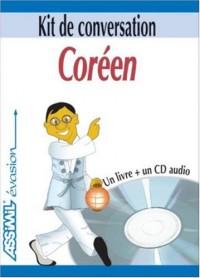 Coréen ; Guide + CD Audio