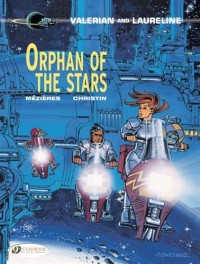 Valerian and Laureline - tome 17 Orphans of the Stars (17)