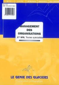 Management des Organisations Première Stg. Pochette Eleve