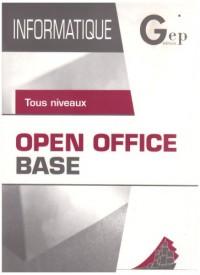 Open Office Base : Tous niveaux