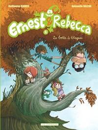 Ernest et Rebecca, Tome 6 : La boîte à blagues