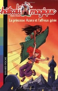 La princesse Azara et l'affreux génie