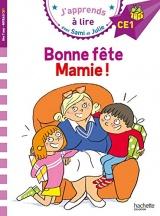 Sami et Julie CE1 : Bonne fête Mamie ! [Poche]