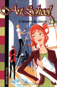 Art School, Tome 10 : L'envers du décor