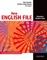 New English File : Elementary Student's Book