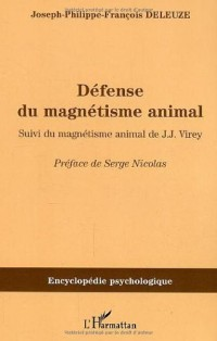 Défense du Magnétisme Animal