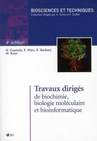 Td de Biochimie Biologie Moléculaire et Bioinformatique