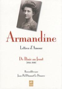 Armandine Lettres d'amour