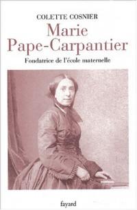 Marie Pape-Carpantier