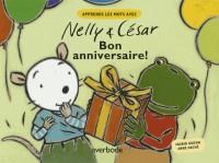 Album Nelly et César : Bon Anniversaire
