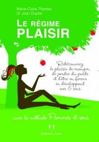 Le régime plaisir avec la méthode Pommes et sens