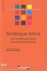 Amerique latine 2010
