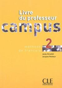 Campus 2 : Livre du professeur