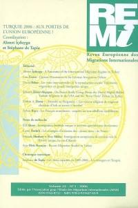 Turquie 2006 : aux Portes de l Union Europeenne ?
