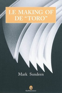 Le making of de toro