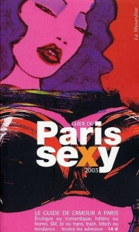 Guide du Paris Sexy 2003
