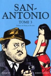 San-Antonio : Tome 3