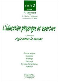 Education Physique et Sportive, cycle 2, volume 1 (pochette)
