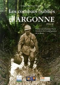 Les combats oubliés d'Argonne 1914-1918