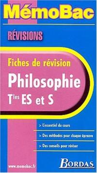 MEMO REVISION PHILO TERM ES/S    (Ancienne Edition)