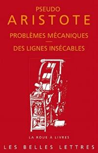 Problemes Mecaniques